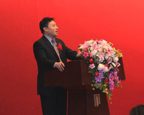 电子商务中心付诚副主任在国富泰与360合作会上致辞