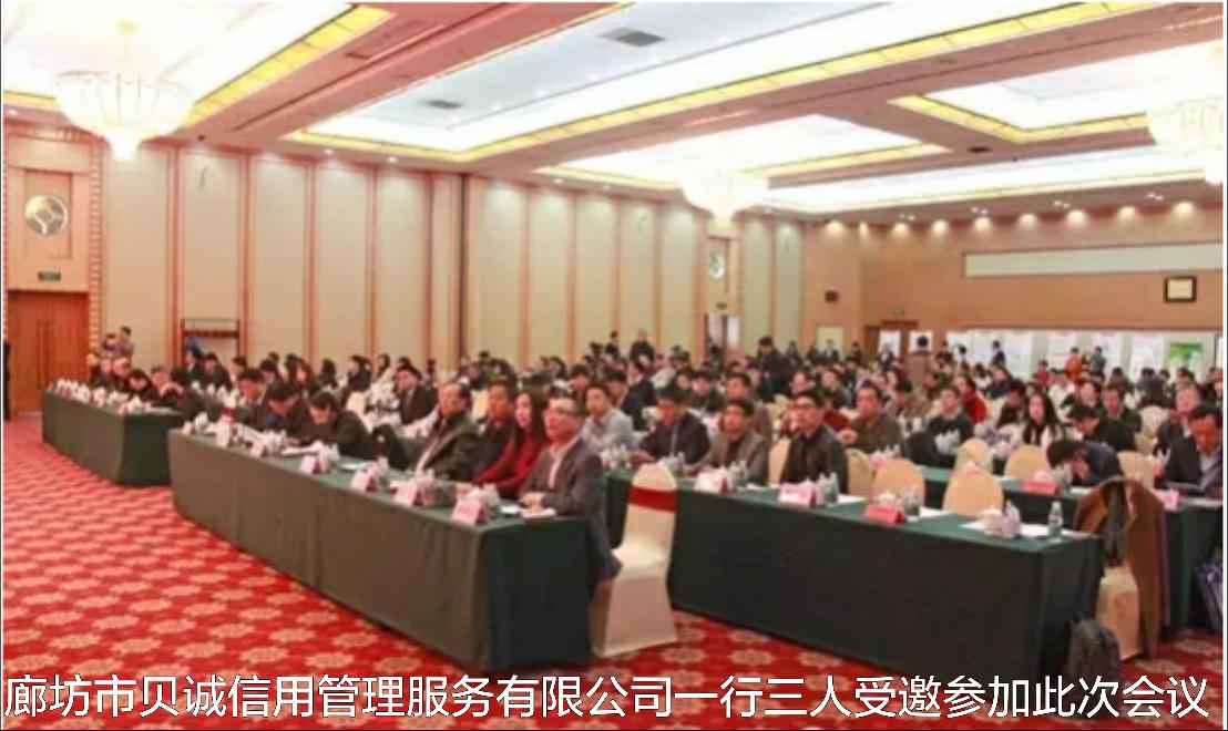 """第四届中国行业信用评价结果推广与应用研讨会暨""""互联网+""""行动助推产业发展与创新峰会在京举行"""