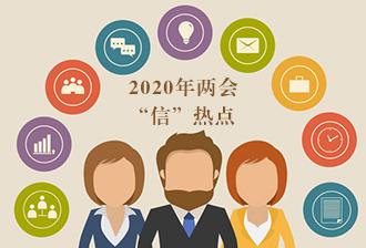 """2020年两会""""信""""热点"""